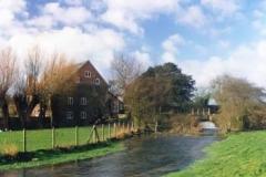 Redbournbury Mill - Bob Aldritt