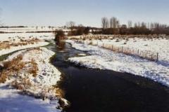 The Ver In Winter - Bob Aldritt