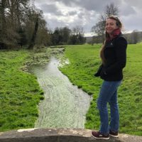 Chalk streams and hillforts!